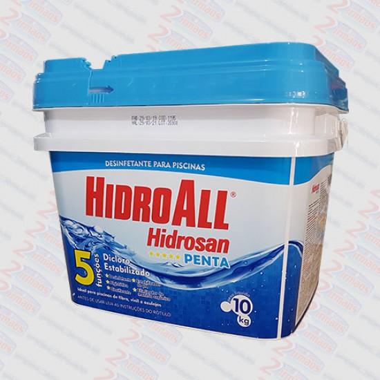 Cloro Hidrosan Penta 10 kg